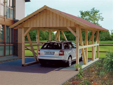 fachwerk carport www woodhome ch fachwerk carport mit dachschalung einzel