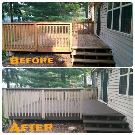 25 best ideas about deck colors on deck deck bench seating and back deck designs