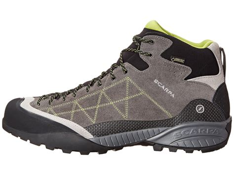 Scarpa Comfort Fit Shoes by Scarpa Zen Pro Mid Gtx 174 Zappos Free Shipping Both Ways