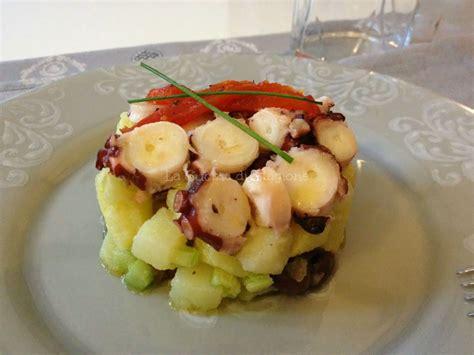 la cucina di stagione la cucina di stagione polpo in insalata di patate olive