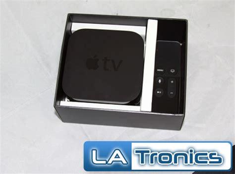 New Apple Tv 4 4th 64gb Garansi Apple 1 Tahun Bnib apple tv 4 64gb 4th generation mlnc2ll a a1625 digital hd