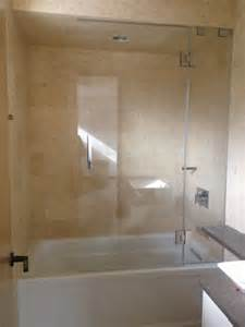 Tub Doors Glass Frameless Glass Shower Doors For Tubs Frameless Decor Ideasdecor Ideas