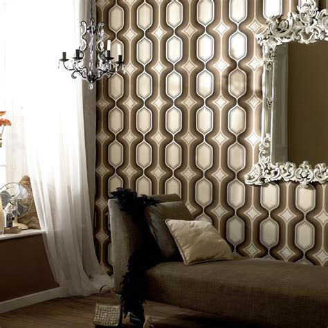 Splendid Wallpapers by Graham and Brown   Best Home News