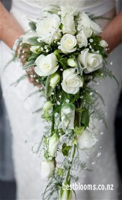 Wedding Bouquets New Zealand by Bouquets Auckland Wedding Flowers Roses Wedding