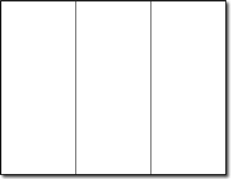 Blank Brochure Template Docs by Phlet Template Docs 2ndworldmarketing