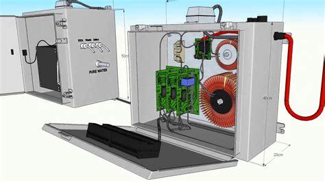Fla Maxy 60l 120l 240l esol generators