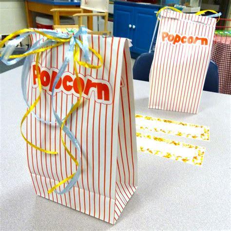 popcorn treat bags treats