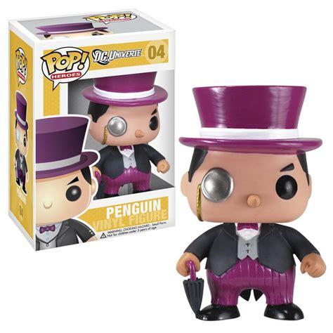 Funko Dorbz Batman The Penguin the penguin pop vinyl pop heroes pop price guide