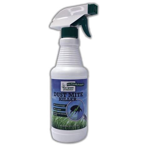 natural bed bug repellent for skin 2 in 1 dust mite killer repellent go green protection