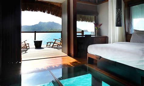 bora bora rooms le meridien bora bora resort starwood hotel tahiti