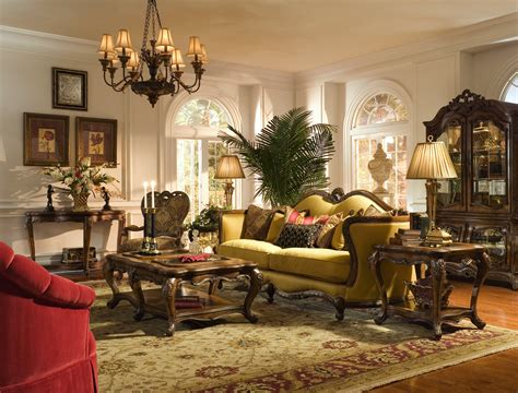 michael amini living room the palais royale formal living room collection