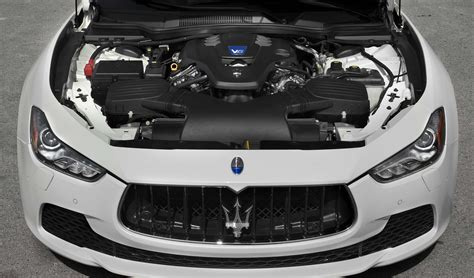 2014 Maserati Ghibli S Q4 Engine Photo 14