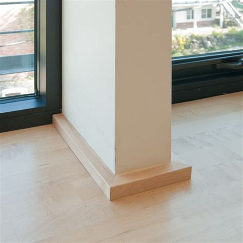 modern baseboard molding ideas 3 modern base details build blog