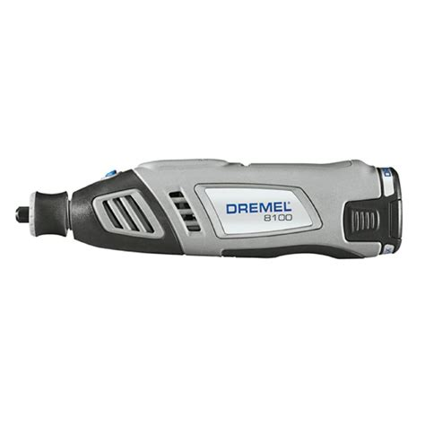dremel 8100 series 8 volt lithium ion cordless variable