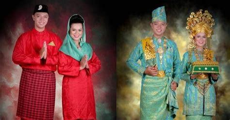 Baju Teluk Belanga Berasal Dari Daerah budaya indonesia pakaian adat riau teluk belanga dan kebaya labuh