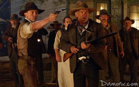 film cowboy extraterrestre critique cowboys envahisseurs blog jeux vid 233 o