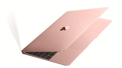 Laptop Macbook Gold apple refreshes macbook with skylake based m and new