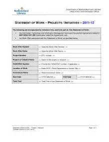statement of work template playbestonlinegames