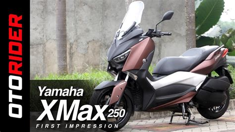 yamaha xmax    ride review indonesia