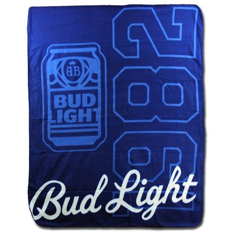 bud light fleece blanket bud light signature fleece blanket boozingear com