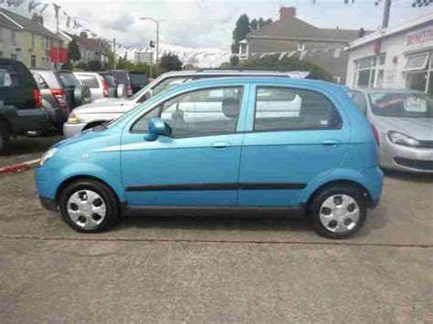 chevrolet matiz manual chevrolet matiz se plus 2009 petrol manual in blue car