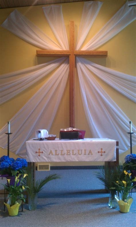 new year decoration in the church altar decoration for easter search altar ideas altar decorations