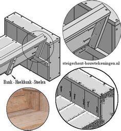 tuin set outlook bouwtekening om een tuin ligbed te maken van steigerhout