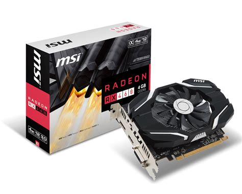 Vga Rx 460 overview for radeon rx 460 4g oc graphics card the