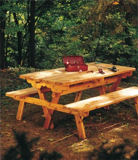 picnic table turns into bench picnic table turns into bench outdoor projects pinterest