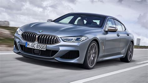 2020 bmw 850i 2020 bmw 8 series gran coupe look motor trend