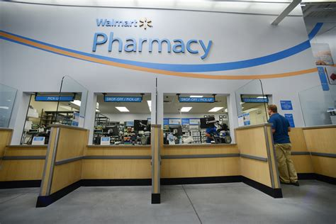 Walmart Pharmacy by The Walmart Pharmacy Offers Convenient Prescription
