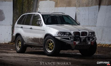 lifted bmw lifted bmw x5 e53 side