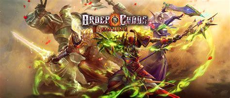 Order Kaos gameloft order chaos