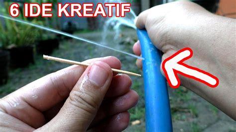 Bahan Kancing Gepeng Uk 36 Plastik 6 ide kreatif bahan di rumah hacks indonesia doovi