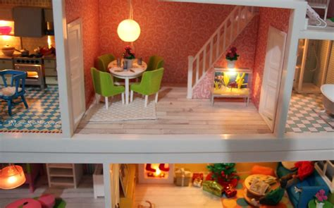 adult dolls house a doll house that fascinates adult collectors children alike giveaway holidaygiftguide