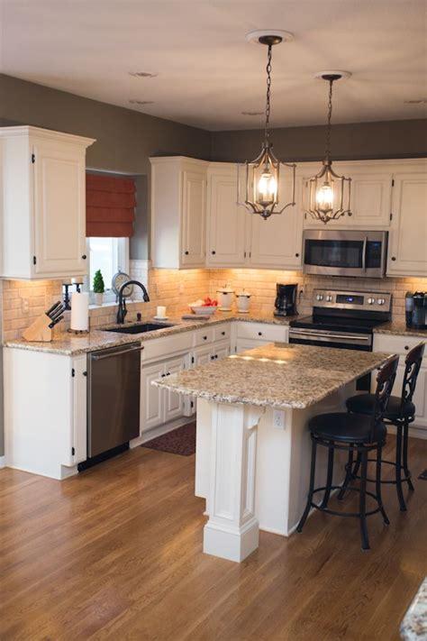 ornamental white granite with white cabinets traditional kitchen white cabinets giallo ornamental