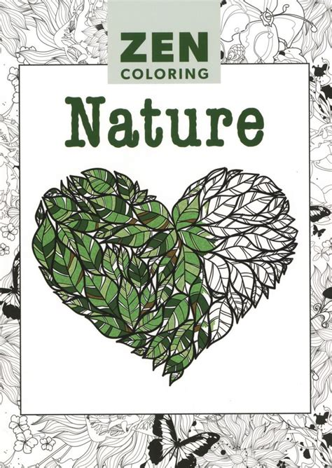 coloring books for adults nature 1112 best coloring pages images on mandalas
