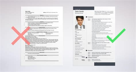 with picture cv resume with picture european resume template for