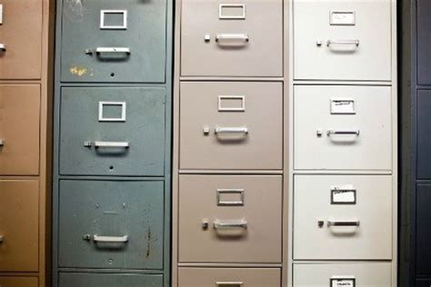 Painting A Metal File Cabinet by Painting Metal File Cabinets Home Furniture Design