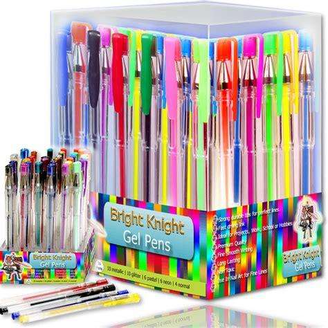 colored gel pens bright gel pens tempir