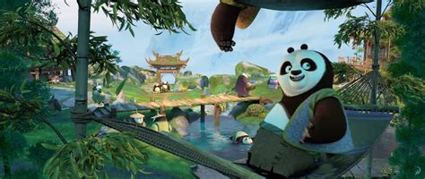 Kaos Kung Fu Panda Kung Fu Panda 3 by Kung Fu Panda 3 Secret Panda Revealed 1 My Dirt