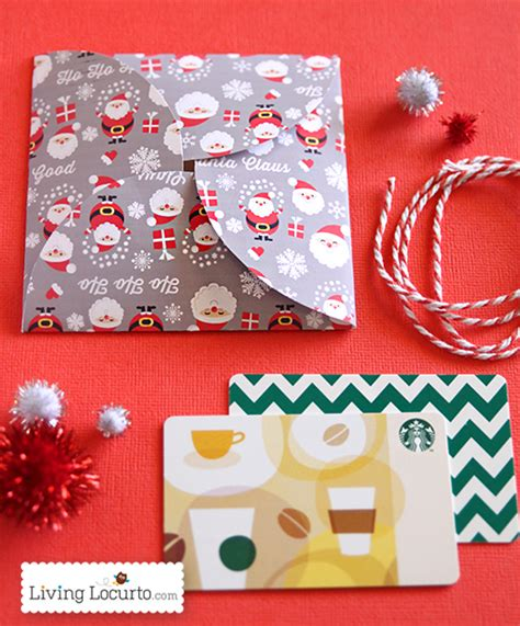 Diy Christmas Gift Cards - free printable diy christmas gift card holder
