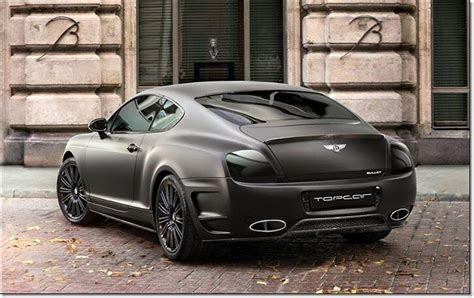 matte bentley matte black bentley continental gt xcitefun