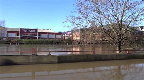 maidstone floods christmas 2013 youtube