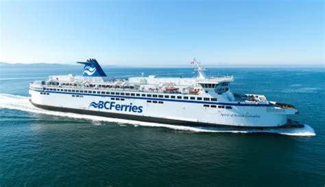 Bc Ferries Gift Card - spirit of british columbia bc ferries british columbia ferry services inc