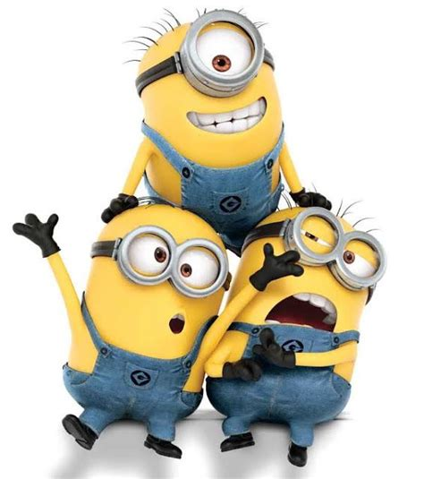 happy birthday minions minion