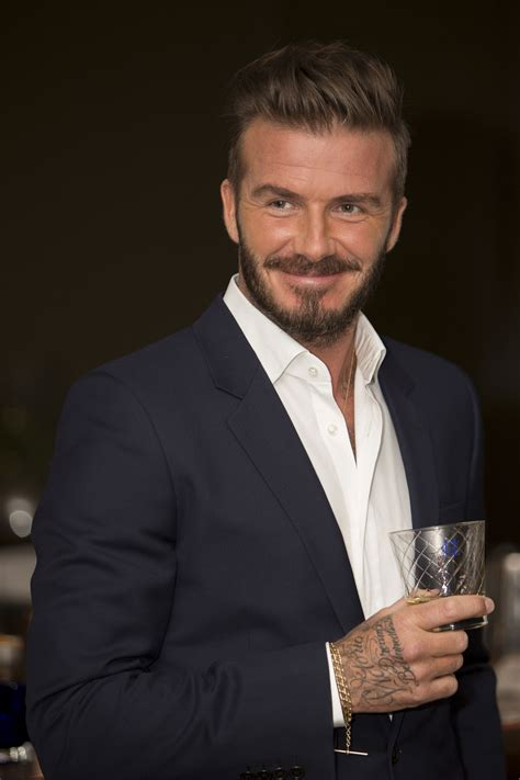 Beckham To With The by Order It Like Beckham David Beckham Gives Haig Club A