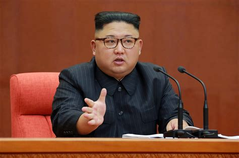 official biography kim jong un kim jong un defends nuclear program as north korea s
