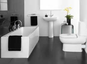pictures of black and white bathrooms ideas black bathroom ideas terrys fabrics s