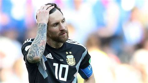 messi world cup 2018 fifa world cup 2018 lionel messi misses penalty as